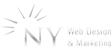 NY Web Design & Marketing Logo