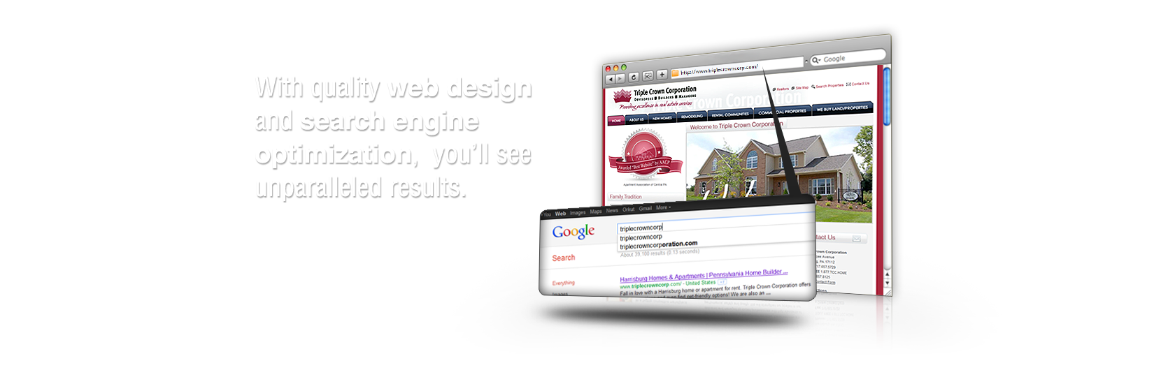 Quality Web Design & Search Engine Optimization