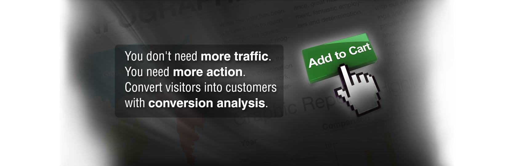 Convert Visitors into Customers with Conversion Analysis